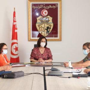 Une séance de travail consultative pour élaborer les cadres juridiques réglementant l'activité des EHPAD en Tunisie