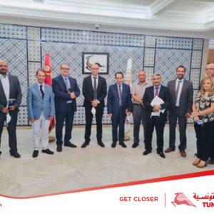Réunion à Tunisair pour discuter de la promotion du tourisme médical en Tunisie